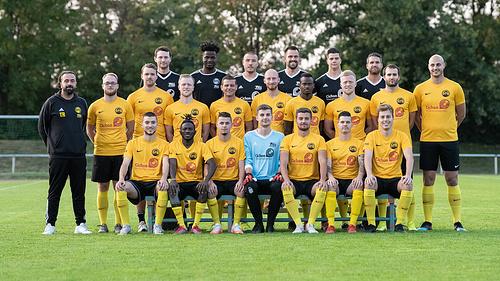2. Mannschaft, Spielsaison 2020-2021