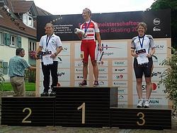 Bronze bei der EM im Marathon: Silke Röhr!