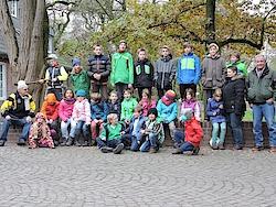 Bericht von der Jugendherbergsfahrt 2016