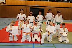 28.11. + 05.12.2016: Es ist vollbracht! Bericht vom Judo-Pentathlon 2016
