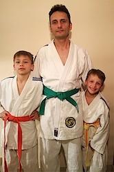 neue Galerie: die Judofamilien der Abteilung