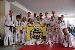 02.07.17: Die Judoabteilung im Rahmenprogramm der Tour de France