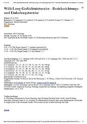24.11.18: Willi-Lang-Gedächtnis-Turnier U11, U14 und U17 in Duisburg