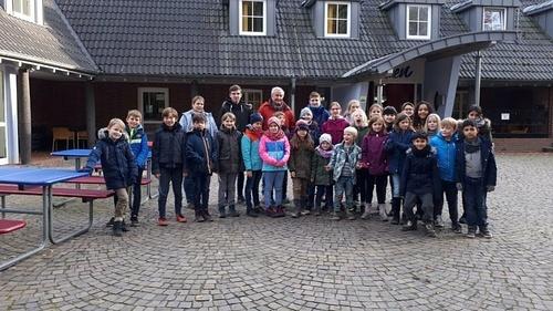 15.-17.11.19: Fahrt in die Jugendherberge