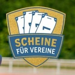 Scheine für Vereine - Rewe unterstützt Sportvereine