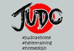 Judo at home - macht mit und bleibt fit!