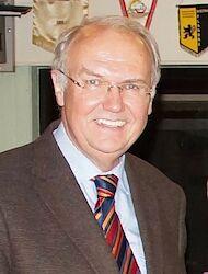 Franz-Josef Kallen dankt dem Sportamt