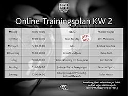Online-Training mit den besten NWJV-Trainern