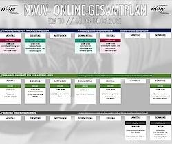 NWJV Online-Gesamtplan KW 10/2021