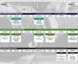 NWJV Online-Gesamtplan KW 11/2021