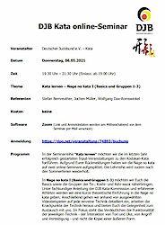 Für Kurzentschlossene: Nage-no-kata mit den Weltmeistern lernen