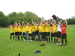A-Junioren souveräne Gruppensieger