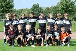 D2-Junioren Gruppensieger