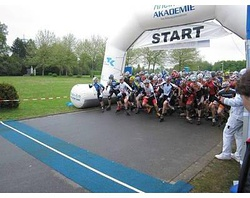 WSC 2012 - Start in Kerpen
