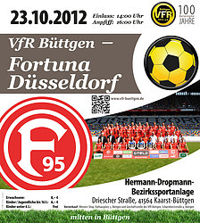 Fortuna Düsseldorf kommt !!