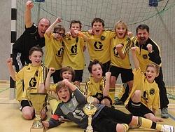 E-Junioren sind Hallenstadtmeister 2012/2013