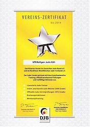DJB-Vereinszertifikat 2016-2019