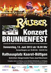 Brunnenfest in Büttgen