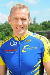 freut sich über seinen ersten NRW Landesmeistertitel, Holger Maiwald in der AK50