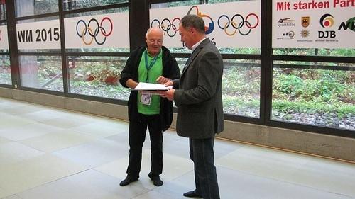 4. Dan für Büttgener Judoka Werner Adler